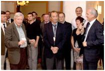 Профессор Теренс Лэнгдон и профессор Р.З.Валиев