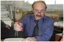 Доктор технических наук Георгий Иосифович Рааб